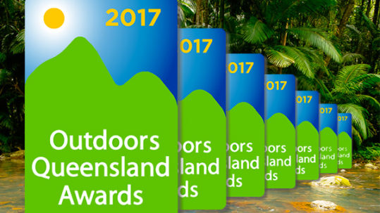 Outdoors Queensland Awards