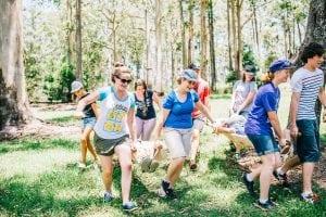Queensland Leadership Camps