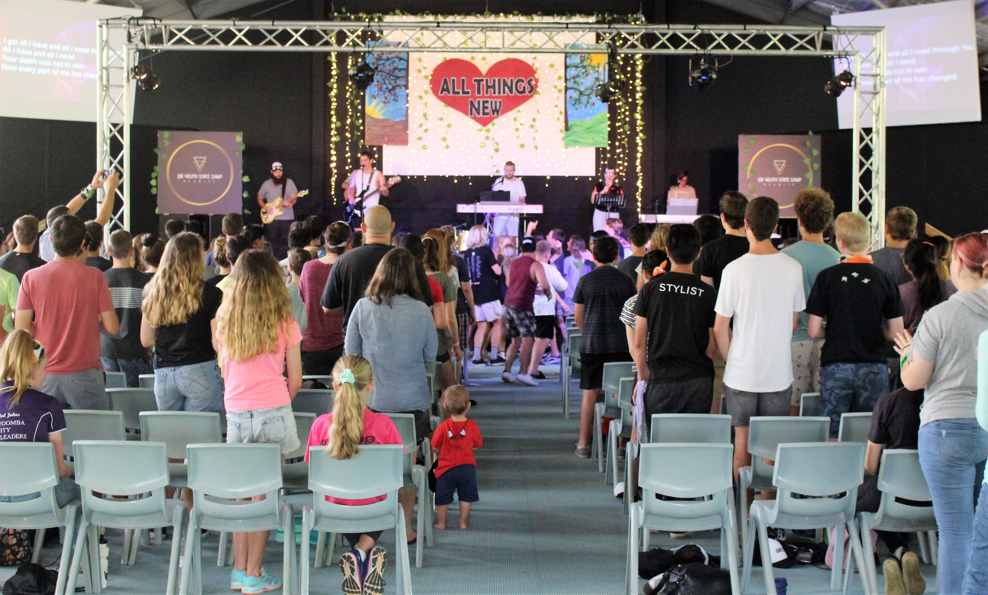 youth camp service