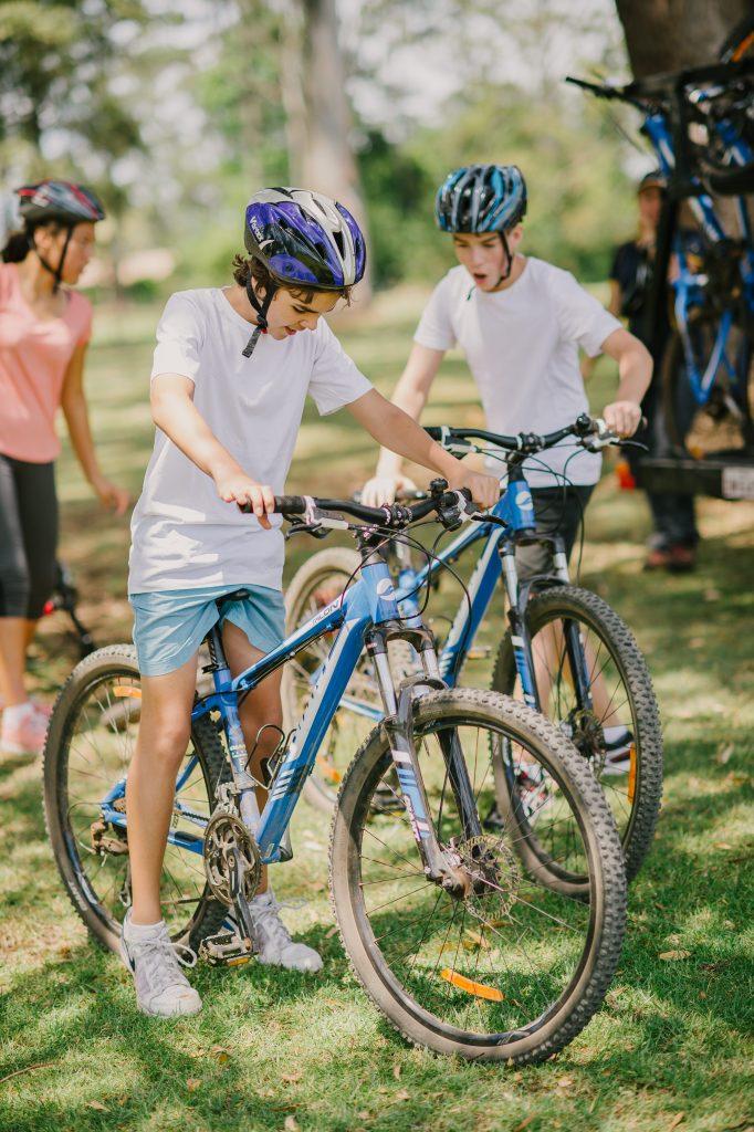 MTB School Camp Queensland