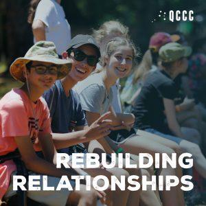 Camp Rebuilding Relationships