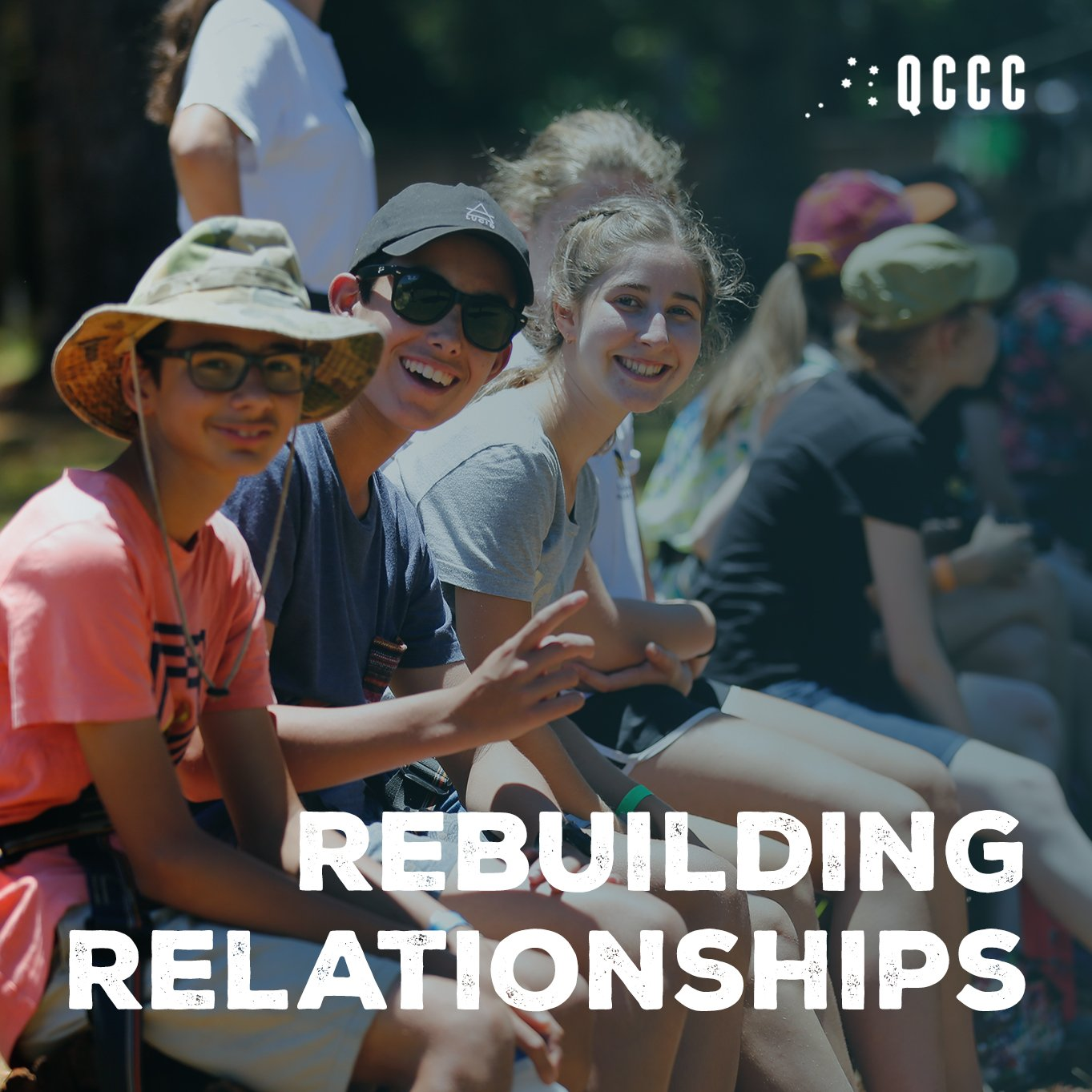 Camp Rebuilding Relationships