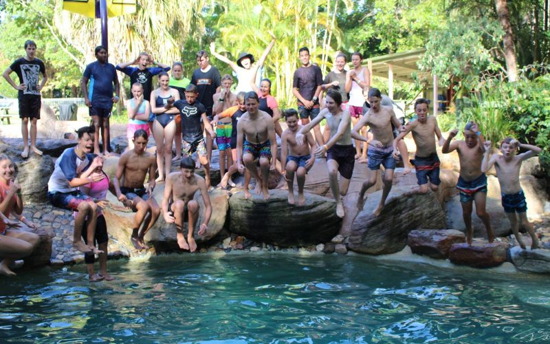 Mapleton Dive Pool