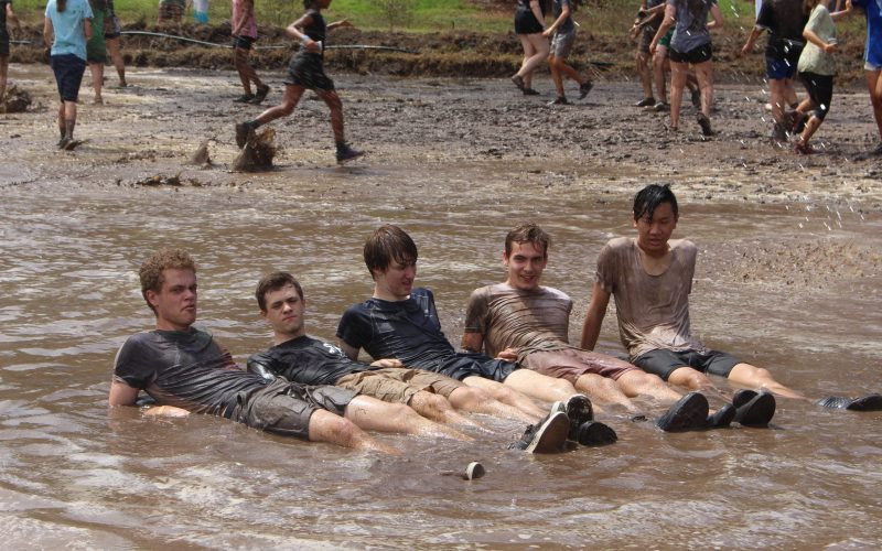 Sunshine Coast Mud Challenge