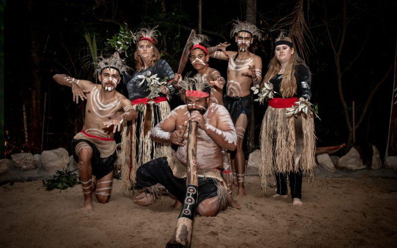 Aboriginal Night Activity