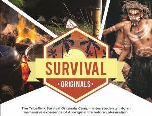 Aboriginal Survivor Camps