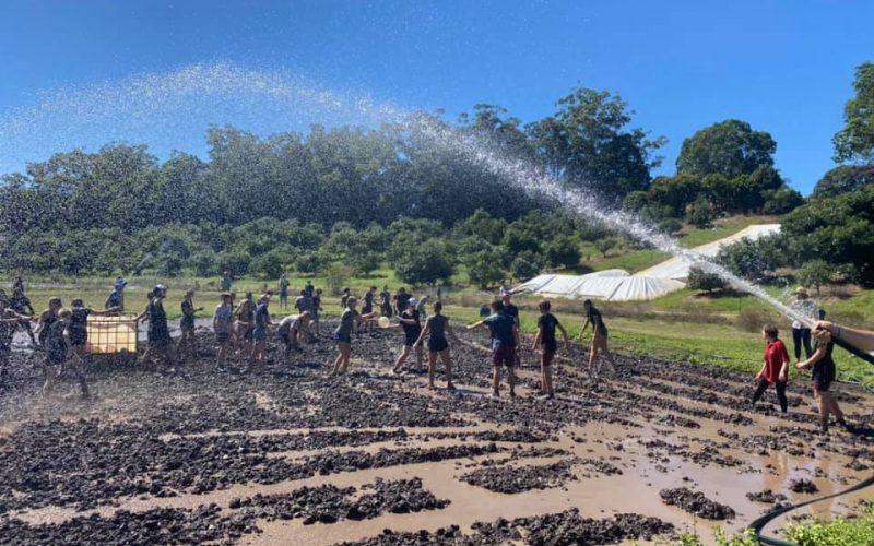 Mud Activity Sunshine Coast